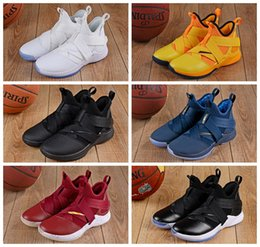 f1d88e58fd95 2018 lebron Soldier 12 XII Men Basketball Shoes Soldiers 12s Svsm Home  Limit Camouflage Green ICE james Sports lebrons Sneakers Size 40-46