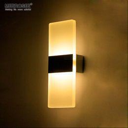 Art deco bAthroom light fixtures online shopping - Modern LED Wall Lamp Bathroom LED Wall Sconces Aluminum Wall Lighting Fixture Beside Lamp for Bedroom Study Gareentee