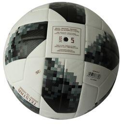Footballs ball online shopping - The World Cup soccer ball high quality Premier PU Football official Soccer ball Football league champions sports training Ball