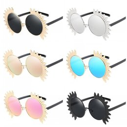 $enCountryForm.capitalKeyWord NZ - Sunflower Colored Film Sunglasses HD Clear Vision Eyeglass Excellent Prevent Scratch Sun Glasses For Women Colors Mix 17xf B