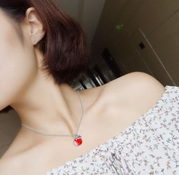 $enCountryForm.capitalKeyWord Australia - Natural dried flower ball necklace cute pendant sweater daisy chain Four-leaf clover Dripping oil lucky collar woman jewelry