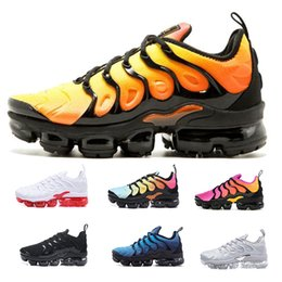 Pink boxing shoes for men online shopping - 2018 New Plus TN VM Run in Metallic Grape Mens Designer Sports Running Shoes for Men Sneakers Women Luxury Brand Casual Trainers