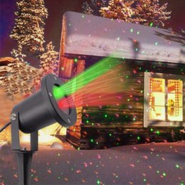 Discount outdoor christmas lights plug 2018 outdoor christmas flood lights star colorful projector lamp christmas laser spotlights led for lawn garden home party ktv usa plug outdoor christmas lights plug clearance mozeypictures Gallery