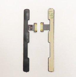 replacement down NZ - Power on off Volume up down Switch Key Button flex cable For Lenovo Vibe K5 A6020 Replacement