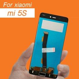 $enCountryForm.capitalKeyWord Australia - prepairp display screen for xiaomi mi5s lcd with touch screeen assembly for xiaomi mi 5s display lcd digitizer screen