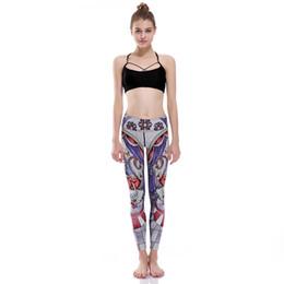 $enCountryForm.capitalKeyWord UK - Wholesale-2017 New LOVE SPARK Vintage Monkey Sport Pants For Girls Good Quality Elastic S To 3xL Women Running Jogging Trousers