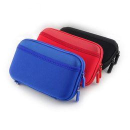 Portable hard disk casing online shopping - Portable USB Drive Card Kit SSD Enclosure Hard Drive Sports Bag Bags Case Hard Disk Protection Bag XXM