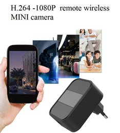 Discount motion detection usb charger camera - 4K Wifi Wall Socket IP Camera HD 1080p night vision USB Charger PLUG MINI camera with Motion Detection Home Security CCT
