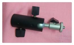 $enCountryForm.capitalKeyWord NZ - Wholesale-Universal Metal Mount Flash Hot Shoe Adapter for Trigger Umbrella Holder Swivel Light Stand Bracket L2