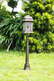 Wholesale China Supply Lawn Lamps Outdoor Floor lamp Aluminum Park Garden Sward Light Decorative Lawn Light