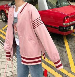 ae0e2d225dd9c Brand Designer Mens Coat Sweatshirt Women Jacket Long Sleeve Spring  Sportswear Zipper Windcheater Outerwear with Logo wx04