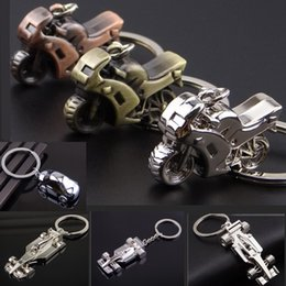 $enCountryForm.capitalKeyWord Canada - Fashion Jewelry Accessories Car Motorcycle Airplane Model Keychain Metal Alloy Pendant Key Chain Keyrings Best Gifts for Man