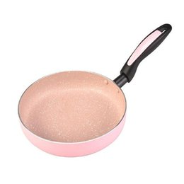 Satilemore 20 Cm Non Stick Pan Korea Maifan Stone Frying Home Kitchen Tools Cookware Pans New on Sale