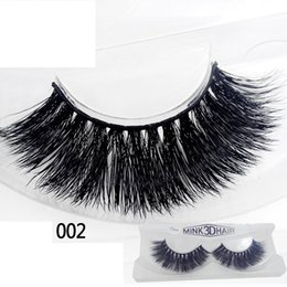 $enCountryForm.capitalKeyWord Australia - 3D False Eyelashes 12 Styles Makeup 100% Real Natural Thick False Fake Eyelashes Eye Lashes Makeup Extension Beauty Tools Top Quality