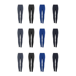 $enCountryForm.capitalKeyWord UK - Sexy Women Hollow Out Yoga Fitness Pants Running Leggings Simple Tight Sports Pants Breathable Yoga for Summer