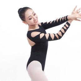 e77b6acb18 black leotard sexy leotard long sleeve ballet for women