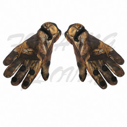 Chinese  Wholesale Outdoor sports cycling anti-cold gloves wear - proof Sports Gloves fishing gloves anti-skid waterproof fishing gear free shipping manufacturers
