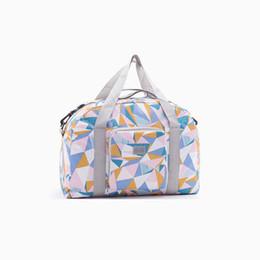 66e9804c859b Fashion Folding Travel Bags Women Cute Large Duffel Bag Travel Organizer Shoulder  Luggage Bags Portable Waterproof Weekend Bag