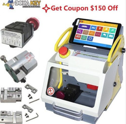 $enCountryForm.capitalKeyWord Australia - DHL free 4 Clamp Most Popular Modern Automatic Key Copy Key Cutting Machine,High Security Locksmith Tools From China Supplier