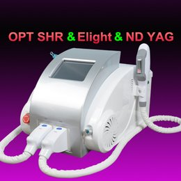 Ipl e lIght tattoo removal online shopping - Q switched ND YAG Laser tattoo removal machine shr ipl opt e light hair removal breast lift up