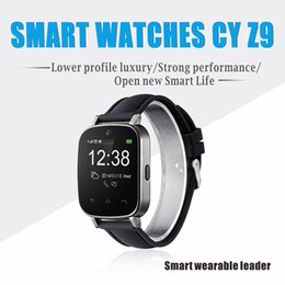 lg android sim card Australia - New Bluetooth Smart watch SF11 For Android LG Sony and for IOS Support SIM Card Wristwatch Z9 Wearable Device With Camera pk dz09 u8