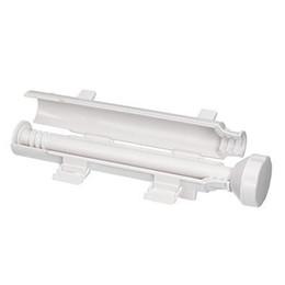 Ingrosso Fai da te Sushi Bazooka Maker Kit Riso Roll Mold Maker Sushi Rullo strumento bianco