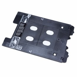 Chinese  Inkjet PVC Card Tray for Canon Pixma TS8010 TS8020 TS8030 TS8040 TS8050 TS8060 TS8070 TS9010 TS9020 9030 9040 9050 9060 manufacturers