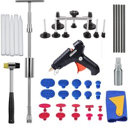 Bridge machine online shopping - PDR Auto Body Paintless Dent Removal Repair Tools Kits Bridge puller Slide Hammer Glue Puller Automotive Door Ding Dent
