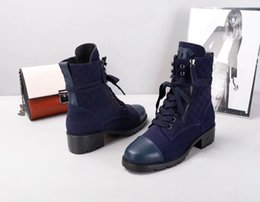 China France brand fashion luxury designer women shoes top quality leather and soles comfortable breathable leisure lady boots Free Delivery GNB17 suppliers
