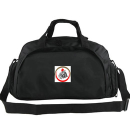 sport duffels Canada - Bari duffel bag FC 1908 Galletti tote Soccer club backpack Football luggage Sport shoulder duffle Outdoor sling pack