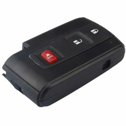 $enCountryForm.capitalKeyWord Australia - 2+1Buttons Smart Remote Key Case Shell Fob For Toyota