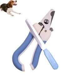 Dog grooming clipper sets online shopping - Dog nail clippers grooming tools for small and medium pet dog nail grinder slippers set dog nail care