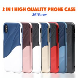 Black envelop online shopping - 2018 New For iPhone s X For Samsung S8 S9 Plus Samsung Note All envelop Anti drop Protection Button in TPU Soft Case with Retail Pack
