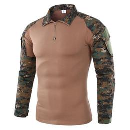 Sportbekleidung Preiswert Kaufen Heißer Armee Camouflage Einheitliche Militärische Wasserdichte Kleidung Taktische Special Forces Combat Männer Anzüge Kleidung Set