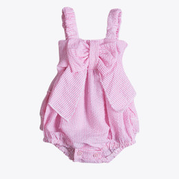 99c47025d Summer Newborn Infant Baby Girl Holiday Casual Bodysuit Jumpsuit Outfits  Sunsuit Sweet Cute Clothes