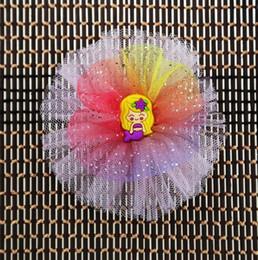 Little Hair Clips Australia - 100pcs DHL Free shipping Cute Little Mermaid Ariel Inspired Hair Clip