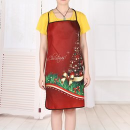 $enCountryForm.capitalKeyWord NZ - Christmas Decoration Waterproof Apron Household Cleaning Tools Kitchen Accessories Aprons Christmas Dinner Party Aprons SA70