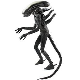 "$enCountryForm.capitalKeyWord Australia - Free Shipping NECA Official 1979 Movie Classic Original Alien PVC Action Figure Collectible Toy Doll 7"" 18cm MVFG035"