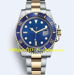 Опт 17 стиль роскошные часы мужчины 40 мм 116610 114060 116613 116618 116619 116613LB керамический безель Азии 2813 движения Спорт автоматическая мужские часы