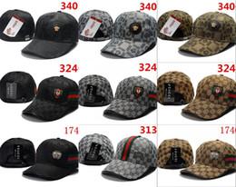 high quality man ball cap 2019 - high quality design 100% Cotton Luxury Caps Embroidery hats for men women Fashion snapback baseball cap golf visor gorra