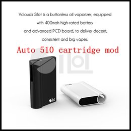 Micro Oil Australia - e cigarette mod vaporizer 510 battery mod set with micro charger automatic smoking buttonless vape pen e smoking thick oil tank