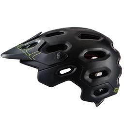 Red Certification UK - Bicycle Helmet CE Certification DH MTB Mountain Road Cycling Helmet Women Men In-mold Bike Helmet Casco Ciclismo 54-62cm