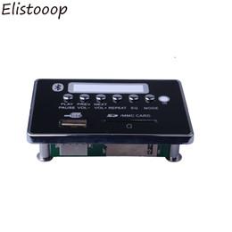 $enCountryForm.capitalKeyWord NZ - Bluetooth Audio Decoder Board Module MP3 Player LED Call APE FLAC MP3 WMA WAV decoder board FM AUX 3.5MM USB TF