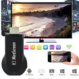 bluetooth high definition 2019 - Mirascreen Wireless Bluetooth Wifi Display TV Dongle Receiver 1080P DLNA Airplay HDMI Android TV Stick For HDTV