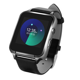 smart watch android sim UK - Smart Watch WristWatch Support With Heart Rate Sleep Monitor Camera Bluetooth SIM TF Card Touch Screen Smartwatch For Android
