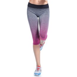 $enCountryForm.capitalKeyWord Australia - Screaming Retail Price Women's Fitness YOGA Sport Pants Stretch Gym Cropped Leggings Athletic Trousers