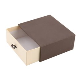 $enCountryForm.capitalKeyWord Canada - Vintage Carton Brown Coffee Color Of Stationery Writing Paper Gift Parcel Box