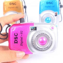 Toy Cameras Australia - 1 Piece Children Mini Camera Toys Cute Cartoon Mini Toy Camera Learning Educational Kids Digital Cameras Toys for Children Gifts