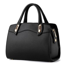 Chinese  2017 New Women Bag Luxury Hangbags Women Bags Designer Cheap Black Handbags Free Shipping Fashion Messeng High Qualit PUZ504 manufacturers