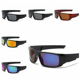 Professional sunglasses online shopping - 6 Colors Men Driving Sunglasses Cycling Sports Sunglasses Unisex Professional Sports Sunglasses Outdoor Bike Eyewear CCA9205